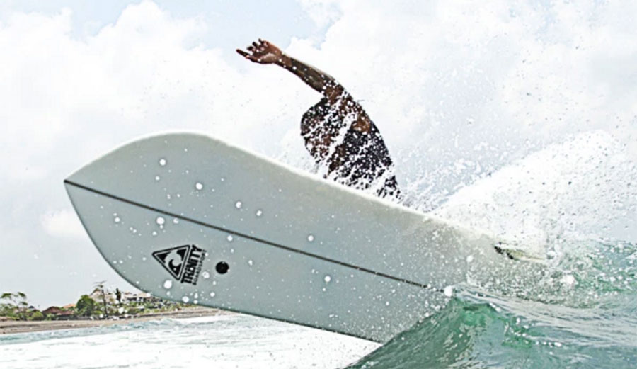 Is This Strange New Surfboard Design the Future of Surfing?