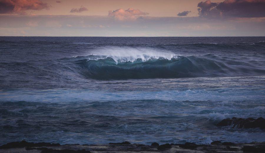 Canary Island slab. Photo: Krzysztof Jędrzejak'