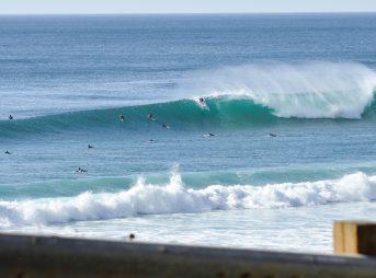 Perfection in San Diego. Photo: Stephen Messur
