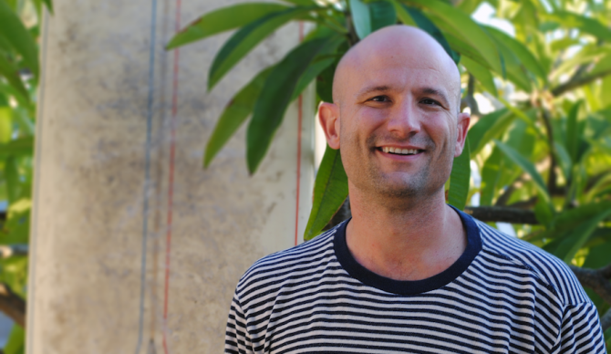 Meet the prof: Keith Plocek
