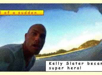 Kelly Slater. Stan Lee. Pelé.