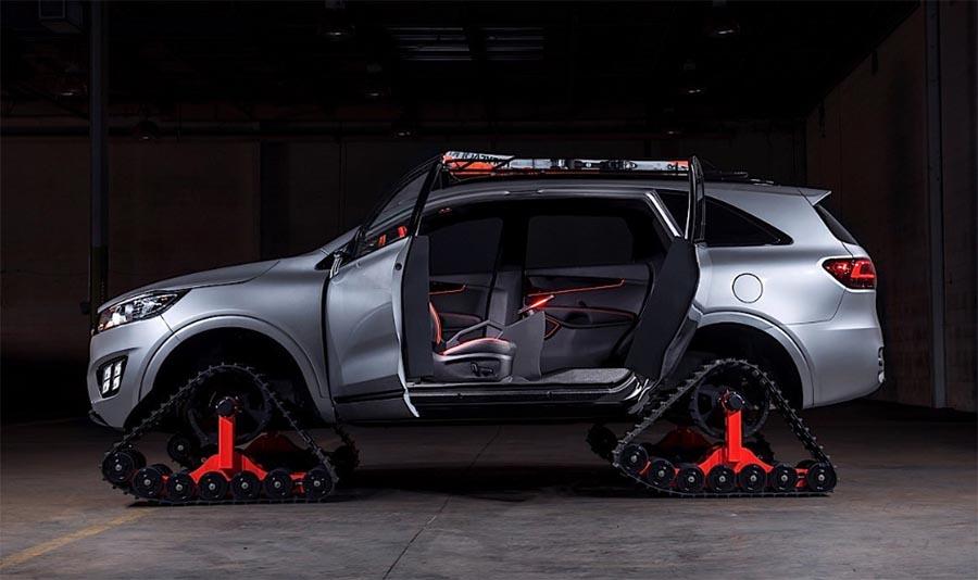 "Kia Just Created this ""Ski Gondola"" Concept Car | The Inertia"