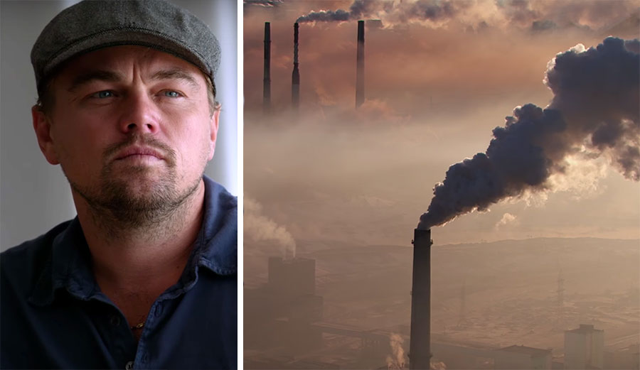 Leonardo DiCaprio's documentary is terrifying... but is it as terrifying as it should
