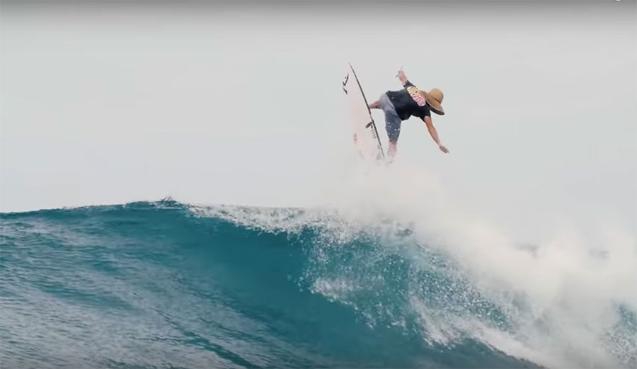 Josh Kerr's family vacations are a little different than most family vacations.