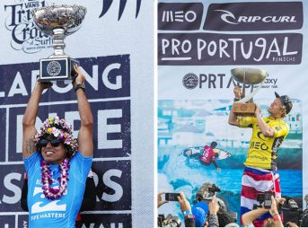 Adriano De Souza and John John Florence represent victory for all of us. They represent victory for surf culture as a whole. Photos: WSL Photos: WSL