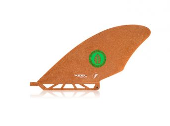 The RWC Keel is made from a wood-plastic composite. Image: Green Dot