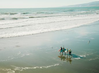 Ideally, kids from all over California can enjoy its beaches. Photo: Delphine Ducaruge