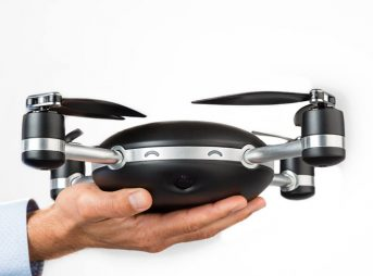 A bird in hand is worth two in the bush. The Lily Drone never got out of the bush. Photo: Lily/Facebook.