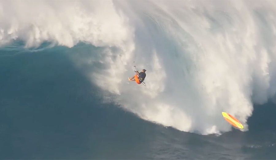 Niccolo and Francisco Porcella call Maui home, and they wipe out harder than anyone else.