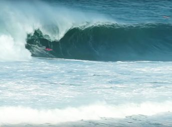 Conor Maguire's Ridiculously Long Mullaghmore Barrel