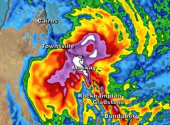 """Queensland Braces for """"Monster Cyclone; Thousands Evacuating"""