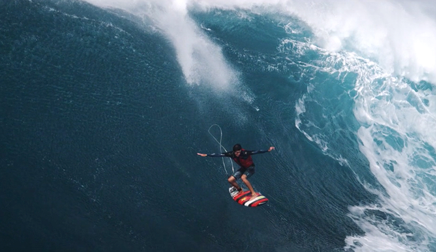 How Jaws Is Still Changing The Big Wave Game The Inertia