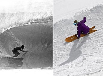 The Big Wave Challenge at Mt. Bachelor is ON.