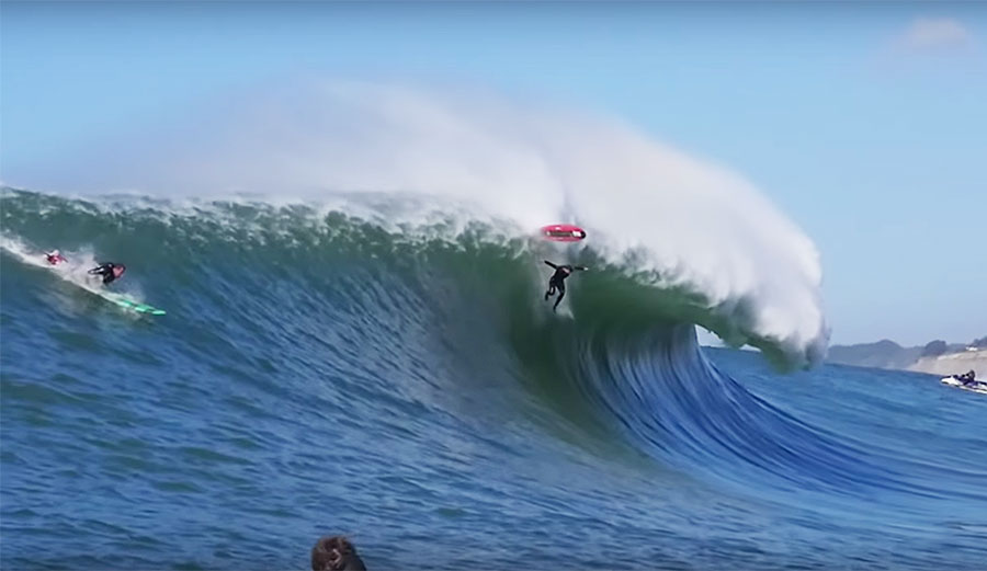 Nathan Florence is a wildman.