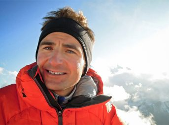 Ueli Steck has died in a fall near Mt. Everest.
