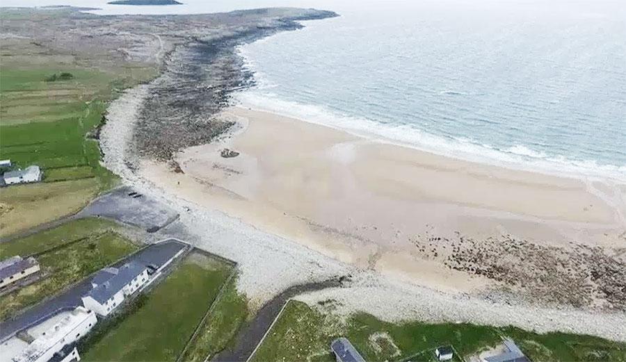 Achill Island Beach Tide