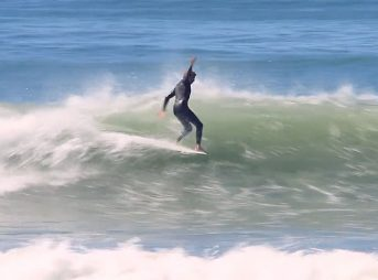 Corey Colapinto is one of those guys who can basically surf on anything.