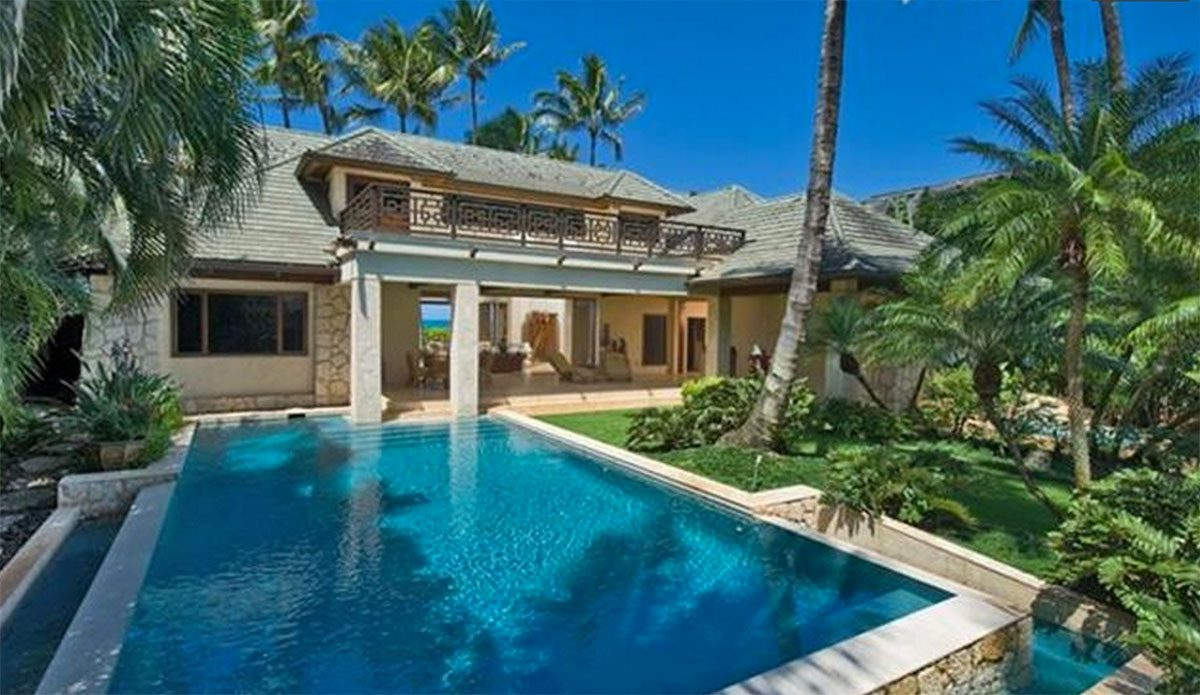 14 Images Of Kelly Slater 39 S New Haleiwa Digs The Inertia
