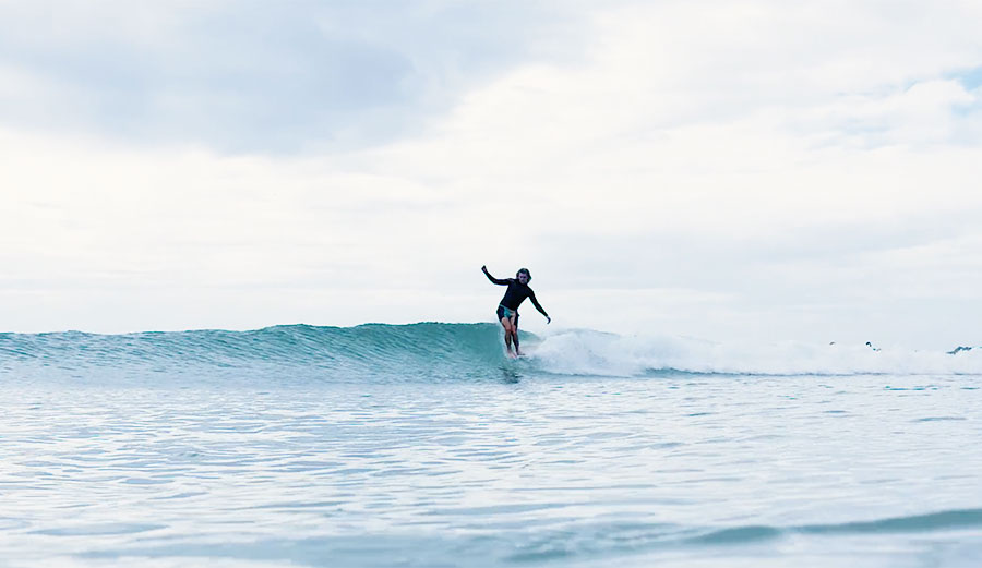 Surfing's not defined by anything other than the people who do it, and variety is the spice of life.