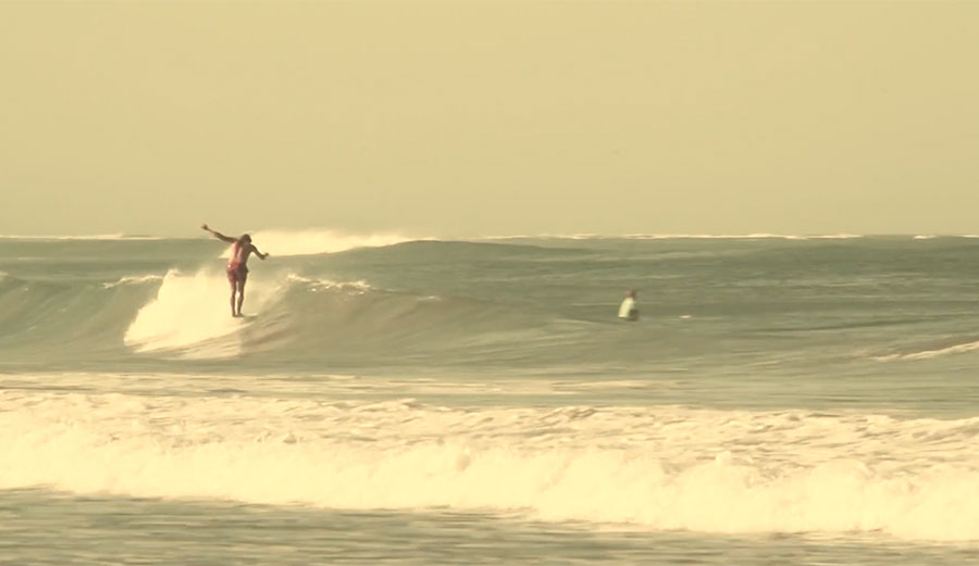 In the world of surf, there are a few people who stand out for their ability to ride anything.