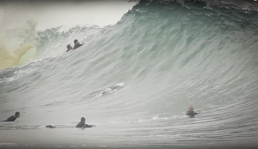 The Wedge Was Firing on June 23rd