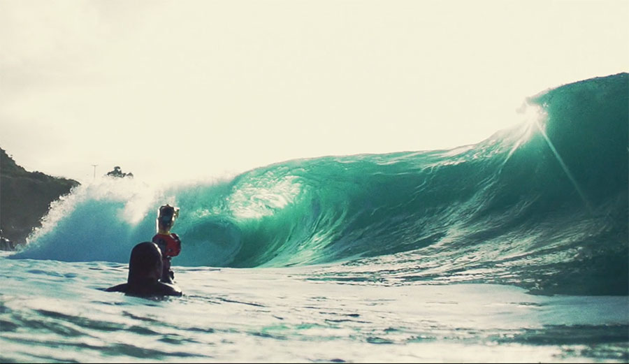 In the world of wave photography, a few names stand out. Danny Sepkowski's is one them.