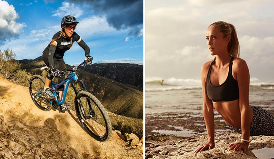 Is Mountain Biking Stressing Your Lower Back? This Yoga Routine Will Alleviate the Pain