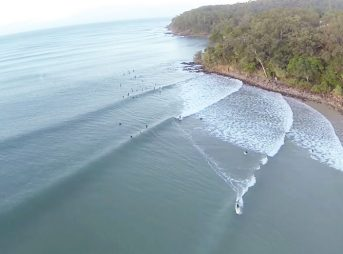 Noosa, your newest World Surfing Reserve
