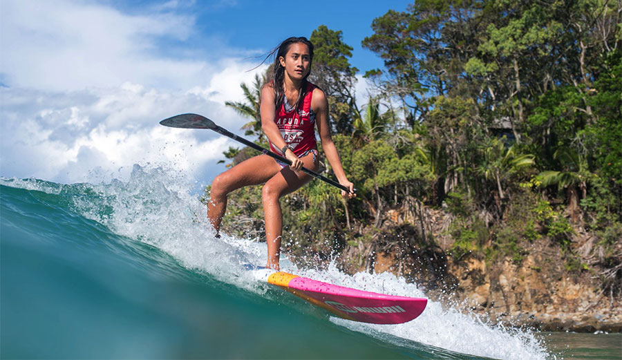 Standup paddling will no longer be a part of the Noosa Festival of Surfing.