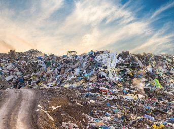 Look around you. How much plastic do you see? Photo: Shutterstock