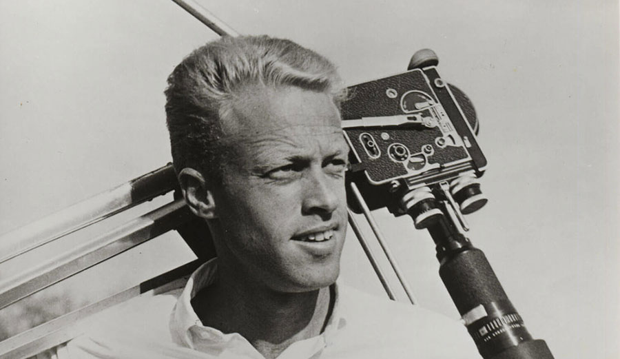 Bruce Brown, the father of surf filmmaking, is dead.