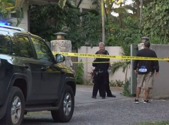 The murder occurred on Thursday afternoon. Image: Hawaii News Now