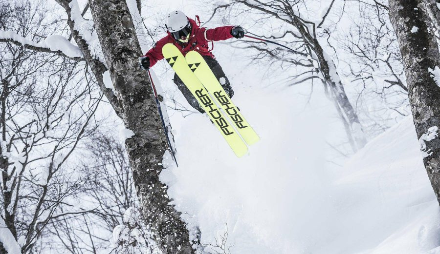 Bumsti Rachiller Freeride World Tour Hakuba