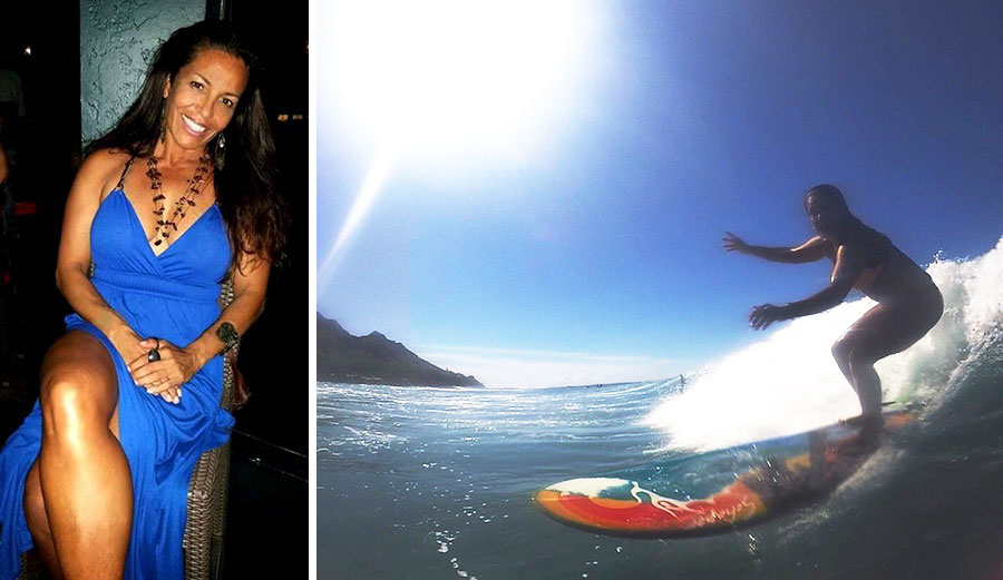 Marjorie Mariano suffered a shark attack surfing on the North Shore of Oahu on New Year's Eve. Now she needs our help.