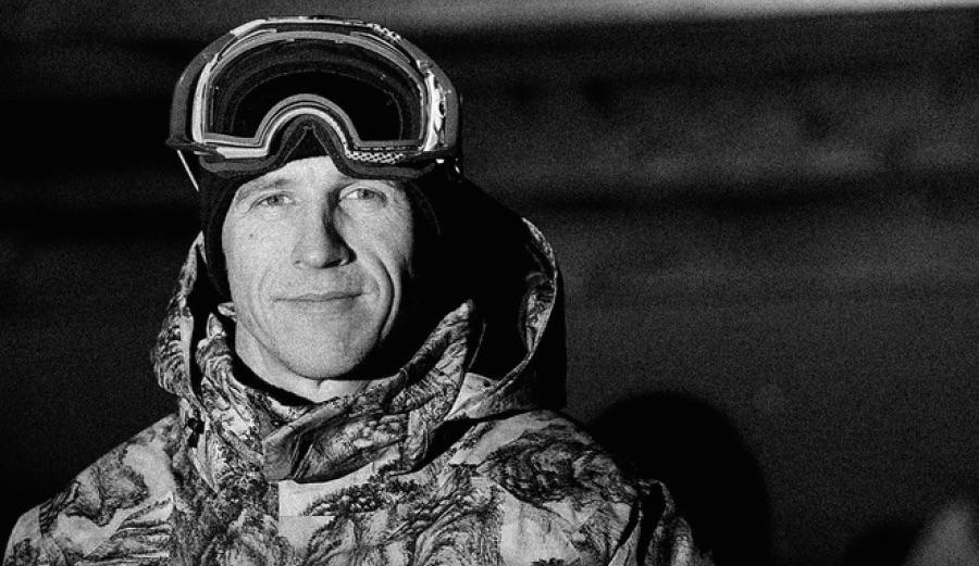 Terje Haakonsen Interview - Whitelines Snowboarding
