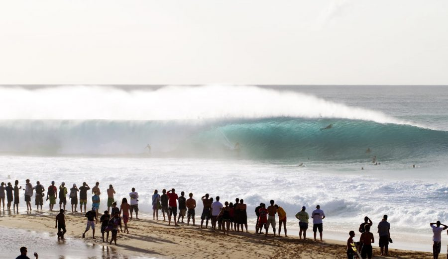 In 2019, Pipeline will be sorely missed. Photo: WSL / Kirstin Scholtz