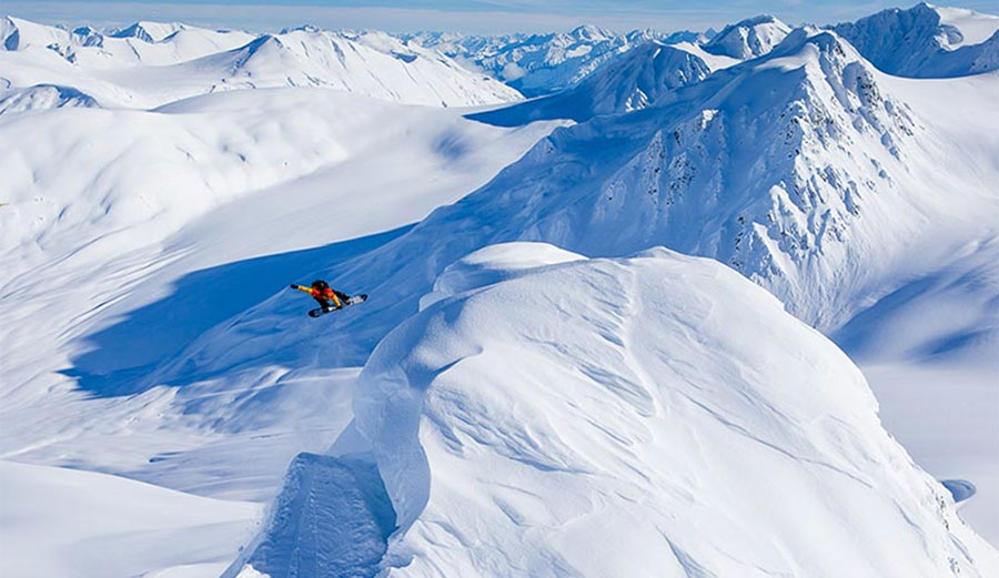 Snowboard Photographer Andrew Miller Talks Adventure and Career in the Digital Age