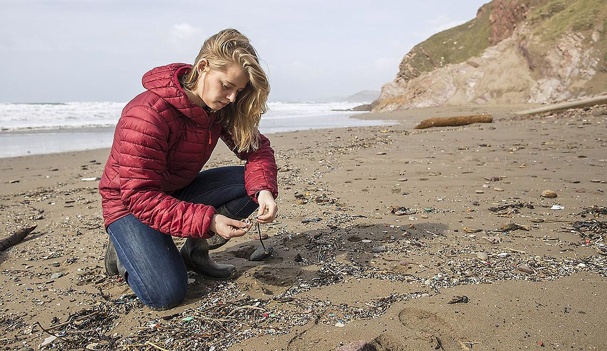 This Ph.D. Student Is Discovering Ways Plastic Gets Into Our Ocean that You'd Never Imagine