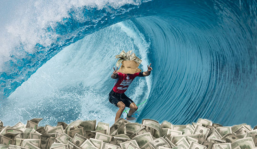 Surfing Can Apparently Teach Us a Thing or Two About Financial Risk