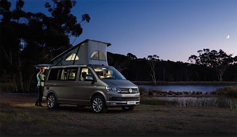 This is volkswagens newest camper van the california the inertia publicscrutiny Images