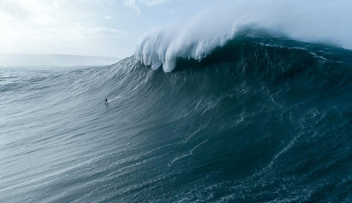 Marcelo Luna's Nazaré Wipeout: 'This Was Like Being Eaten Alive By a Monster'