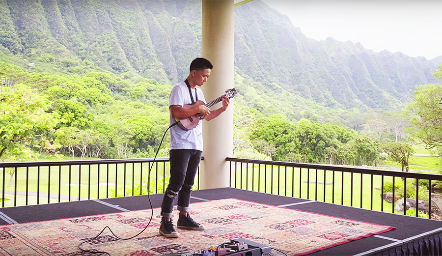 This Guy Played the Most Stunning Rendition of Bohemian Rhapsody on His Ukulele