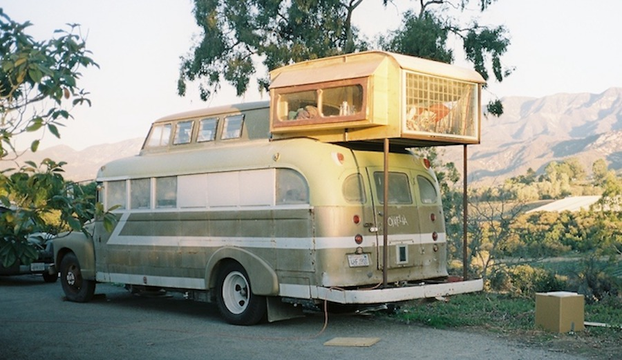 Ryan Lovelace's Converted '48 Bus for Sale | The Inertia