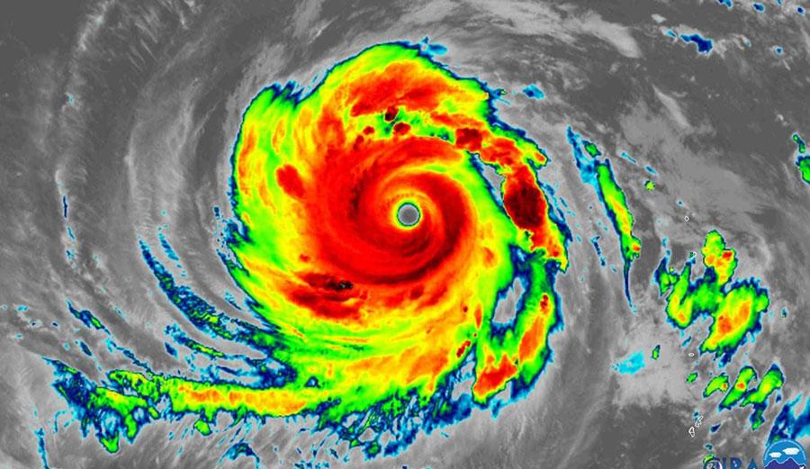 Super Typhoon Jebi