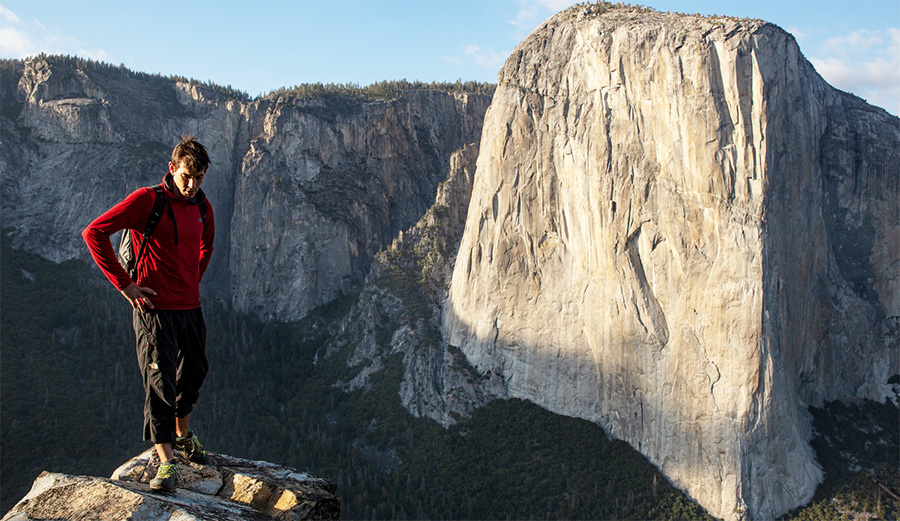 Alex Honnold's 'Free Solo' Is the Most Compelling Rock ... Rock Climbing Rope