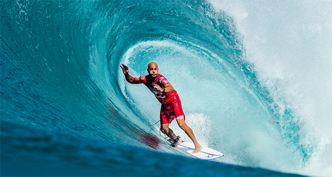 Kelly Slater: 'Olympic Qualification Is On My Mind'