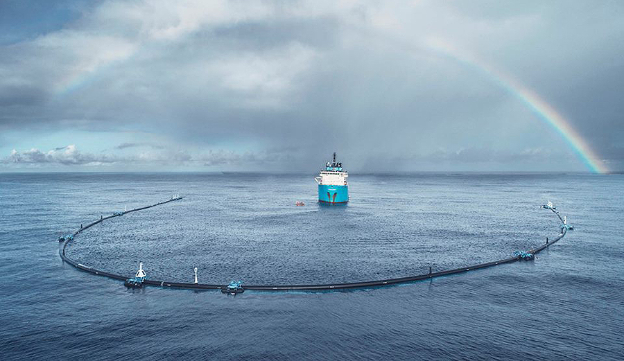 The Ocean Cleanup Has Relaunched into the Pacific With a New-and-Improved System