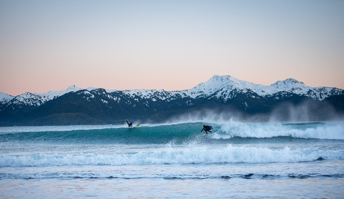 Surfing In Alaska Is the Pinnacle of Wandering Off the Beaten Path