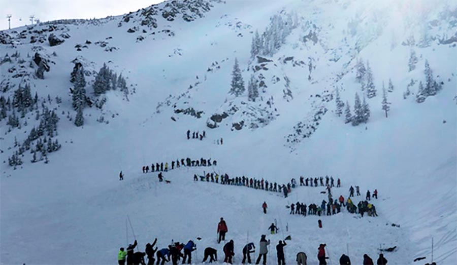 Avalanche at New Mexico's Taos Ski Valley Kills One, With Another In Critical Condition