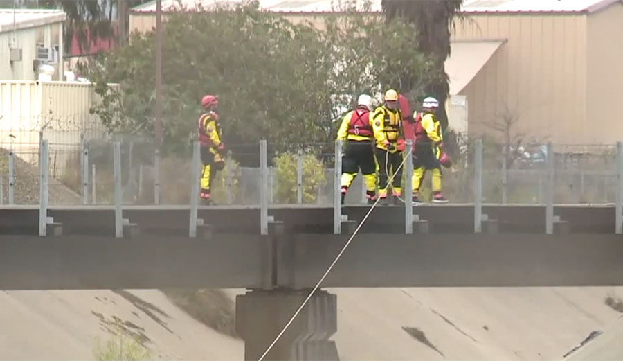 62-Year-Old Paddleboarder Dies After Attempting to Ride Swollen San Diego Channel